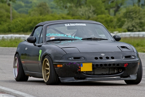 miata turbo superlapbattle chambley 2012